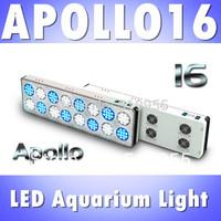 Apollo 16 192*3W LED aquarium lamp White: Blue=1:1 full spectrum reef coral led light, White 12000k &Blue 460nm (Customizable)