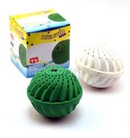 Free Shipping Large Size Anion Reusable Washing Dryer Washer Balls Fabric Softener [4010-077]