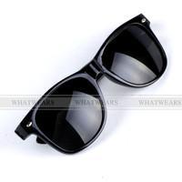 Free Shipping Mens Womens Retro Frame Sunglasses Frame Glasses Colored [50-5013_7] 285
