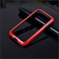 Hot Retail 2pcs hybrid rubber soft protective frame tpu Bumper phone bags cases For Samsung GALAXY Win GT-I8552 original covers