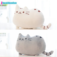 Cat big cushion biscuits cat plush toy doll cloth doll birthday gift cat pillow