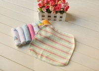 Free Shipping 8pcs/bag, ,Carter baby's towels/baby bibs/infant feeding towel santa feeding towel#L007