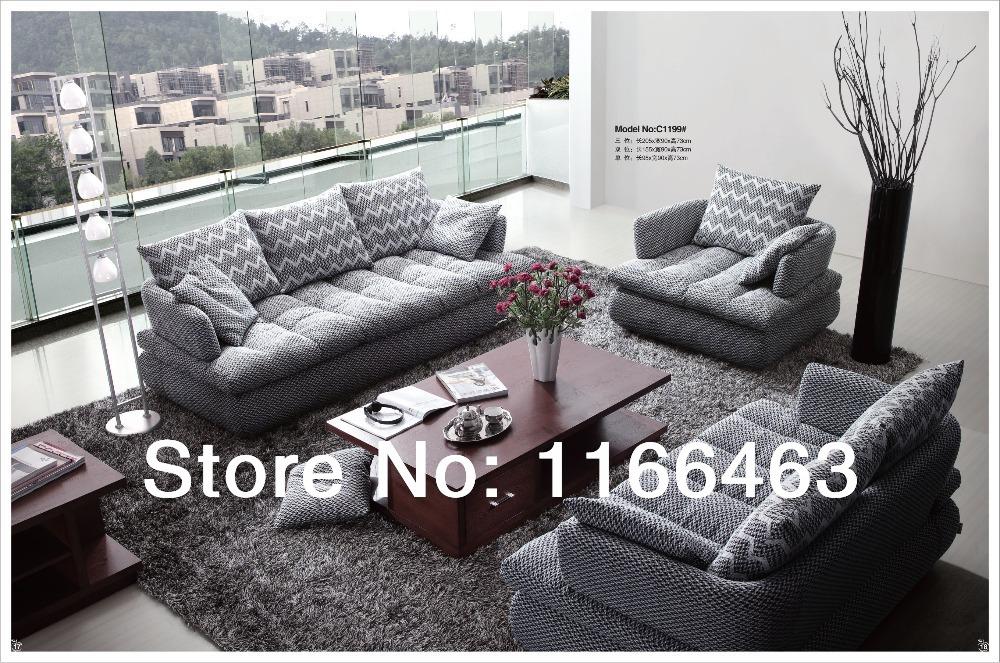 Comfortable furniture modern sofa set G-C1199(China (Mainland))