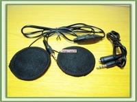 Motorbike Motorcycle Helmet Stereo Speakers Earphone for MP3 MP4 GPS