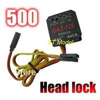 Trex 500 Gyro GAZ-126 head lock Gyro VS Futaba GY401  free shipping
