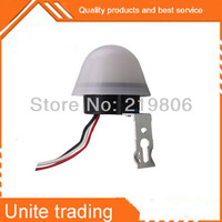 Free shipping Water-resistant AS-20 lamp switch automatic light control switch street light controller 24V