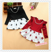 Details about Baby Girls Hollow out Sundress Kids Summer One-piece Dress Braces Skirt Clothing