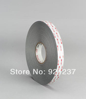 Free Shipping 25mm x33m 3M VHB 4941 Grey Acrylic Double Sided Foam Tape For LCD Window