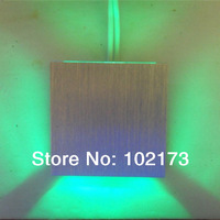 led wall lamp/led wall light Modern Design new product/1W high power,colorful