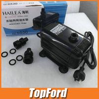 Free shipping 1750L/H Hailea HX-6530 submersible aquarium water pump 220V #AP057