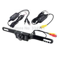 2.4G Wireless waterproof Car Reverse Rear View Camera Backup Parking Camera
