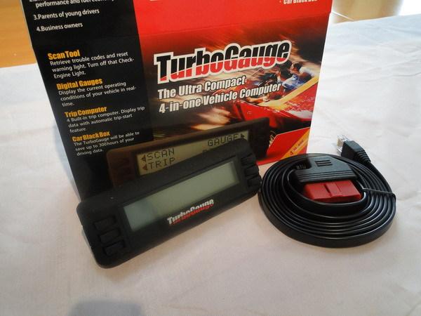 Car Black Box Turbo Gauge 6 Diagnostic Code Reader car Trip Computer OBD2 Scanner ,free DHL shipping(China (Mainland))