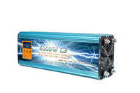 4 IN 1 6000W off grid pure sine wave power inverter dc 48v to ac 220v 50Hz /120A battery charger/ solar charger,converter