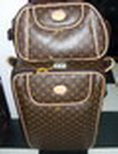 travelling bag high pull the pole Rolling Luggage /Suitcases/handbag(China (Mainland))