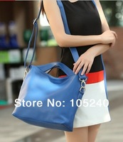 2014 the new tide Women in Europe and the us shoulder hand aslant genuine leather fashion female bag bag bag ladies bag