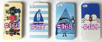 Beautiful lovely good quality doraemon cartoon cute Back Cover Case For iPhone 4/4s,#466, #467 ,#468 ,#469,