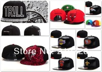 Wholesale Free Shipping Adjustable Caps All Team Mens Caps Mixed Order Snapback Hat baseball Cap Rugby League Hats Snap Back