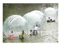 2m Pvc water walking ball water ball dance ball inflatable dance ball with zip made in China