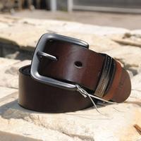 100% Genuine Leather Men TOP Designer Brand Belt Man Casual Wide Cowhide Belts Strap Male Cinto Black Brown Ceinture MBT0059
