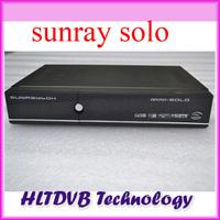 Satellite TV Receiver sunray mini solo wifi internal Support original vu solo2 software blackhole, open-pli free shipping
