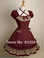 Lolita Maid Cosplay Princess Costumes Dress XS-6XL COS5050