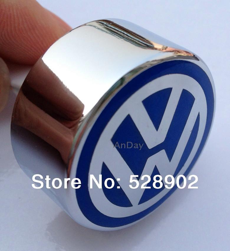 Logotipo do carro 2X VW 100% perfumes originais carro perfume perfume tomada assento para VW POLO Passat Bora Tiguan Golf touareg ambientador(China (Mainland))
