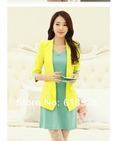 2014 spring women's fashion slim sleeveless tank dress basic summer one-piece dress