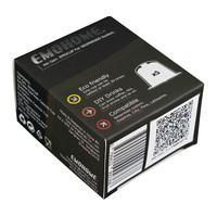 EMOHOME EM-04F Use 150 times more Espresso refillable Coffee Capsule pod compatible Nespresso machines reusable