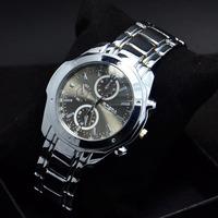 Drop Shipping Brand Watch Original Top Quality Quartz Fashion Men Full Steel Watch Casual Watches Men Watches RO-45