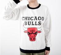 Chicago 23 fashion print spring plus size hoodies sweatshirt women coat sweater cartoon animal bosco sportswear tracksuits