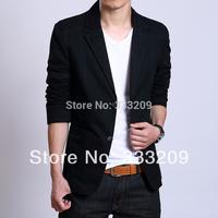 2014 Spring New Fashion Mens Suits Jacket Blazer Man jaket Casual Slim Fit Plus Size 4XL 5XL 6XL M-6XL Free shipping