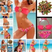 Sexy Bikini Swimwear set V&S famous Brand Free Shipping Sexy Fashion Good Quality Swimsuit 2014 New Arrival !