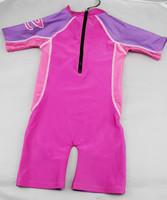 2014 Lastest Children Swimwear Beach Dress One Pieces Girls Swimwear Model Kids Bathing Suit Size1/2,3/4,5/6