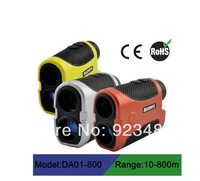 Free shipping angle degree measuring tools and Range Finder 800m water resistant