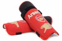 Soccer shin pads ball fans shin pads arsenal cuish plate ac cuish plate