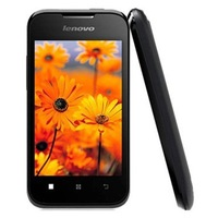 Lenovo Lenovo A66 mobile phone, multi-lingual in Russian Russian