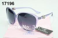 In the new year Women's fashion glasses brand sunglasses cool sunglasses