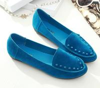 Женская обувь на плоской подошве toe