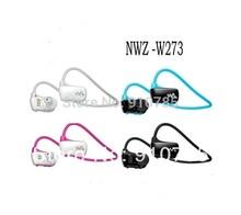Free shipping Sports Mp3 player w273 8GB Wireless Sweat-band Walkman Running earphone Mp3 player headset headphone - In Stock(China (Mainland))