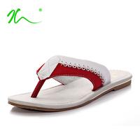 Top Quality Designers Brand New 2015 Women's Flip Flops Fashion Summer Shoes Flat Sandals for Women Beach Slippers Sandalias