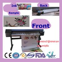 Piezo Ink-jet Method DX5 Print Head ECO Solvent Printer outdoor Inkjet Printer,Double 4-color(C M Y K)or 8-color,1800mm