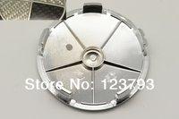 20pcs 68mm Real Carbon Fiber Wheel Center Hub Caps emblem for car wheel rim free shipping