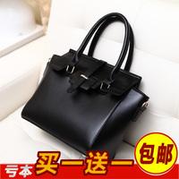 2014 women's fashion handbag quality women's bag espionage PU handbag bag