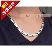 Hot-selling accessories momo germanium titanium cervical male women's health necklace collar