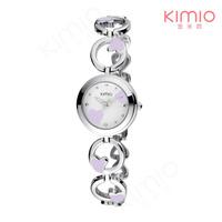 2014 Hot sell Women Ladies Watch Love Free Shipping Wholesale Fashion Charm Stylish Style Luxury Elegant Clock
