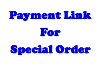 Payment Link: for Products not Listed, Combined Order, Customized Products, Additional Charge