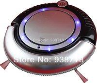 MINI robot vacuum cleaner with mop -KK6L BLACK