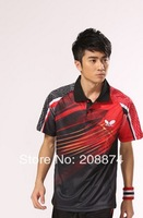 Wholesale New arrival 2014 male and female table tennis table tennis sportswear breathable , quick-drying clothes T-shirt