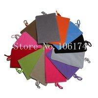 Double-Decker Soft Velvet Pouch Case Bag,Mobile bag,DC Bag