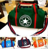 HOT!Free Shipping 2014 Brand Designer High Quality Canvas Sport Bag Gym Bags,Fashion Sport Bag Women/Men Shoulder Messenger Bags